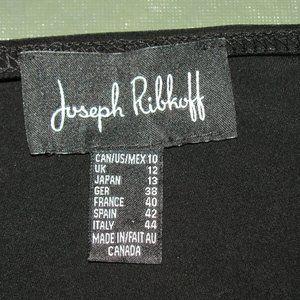 Joseph Ribkoff Tops - Joseph Ribkoff Off Shoulder Top Mesh Gold Chain 12
